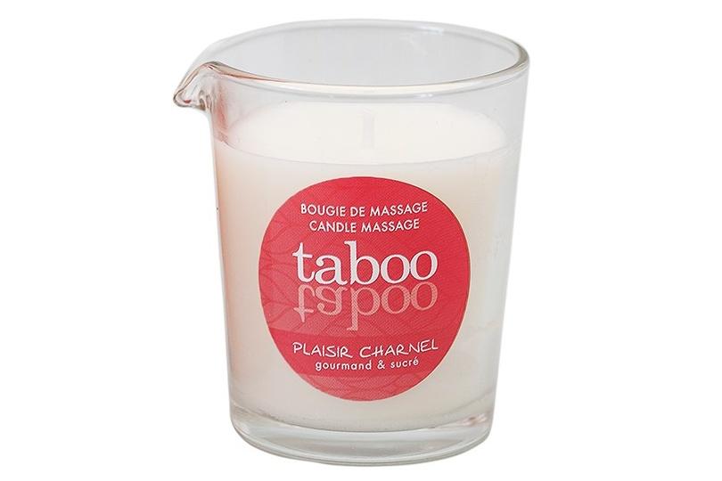 Świeca do masażu Taboo Plaisir Charnel