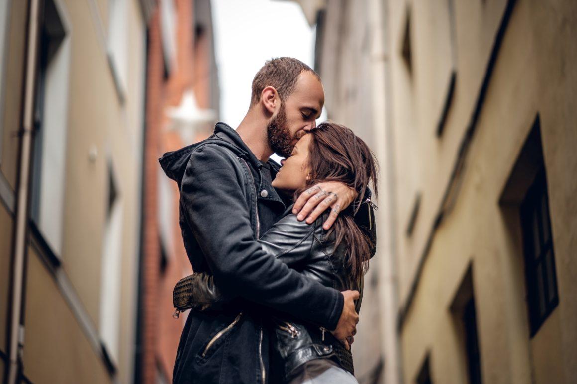 Pocałunek w czoło