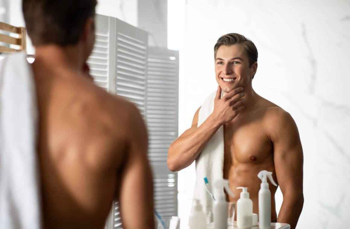 Czy mężczyźni golą miejsca intymne?