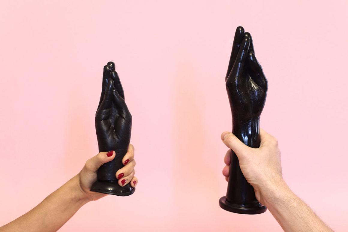 Fisting waginalny i analny